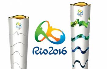 tocha olimpica rio 2016