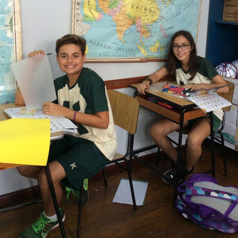 Estados brasileiros em E.V.A
