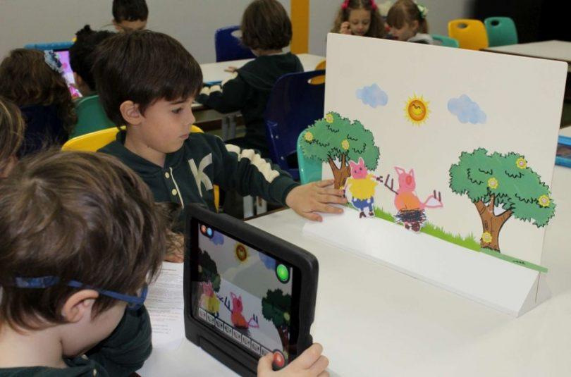 Benefícios Do Uso Da Tecnologia Na Educação Infantil