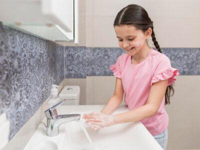 Coronavírus — A Importância de Ensinar Hábitos de Higiene na Educação Infantil