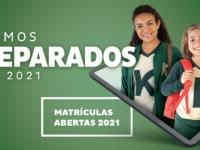 Banner - Matricula 2021