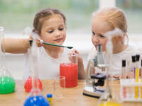 Atividade de Educação Infantil para Ensinar Ciências em Casa