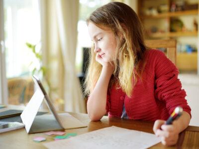 Como Criar um Ambiente de Estudo para o seu Filho?