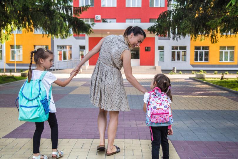 Adaptação Escolar - Primeiros dias de escola