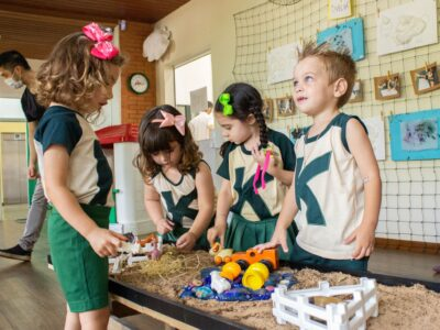Qual É O Papel Da Escola Na Primeira Infância?